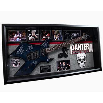 chitară cu semnătură pantera, ANTIQUITIES CALIFORNIA, Pantera