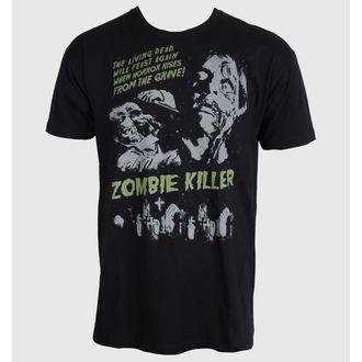 tricou bărbați - Zombie Killer - SOURPUSS, SOURPUSS