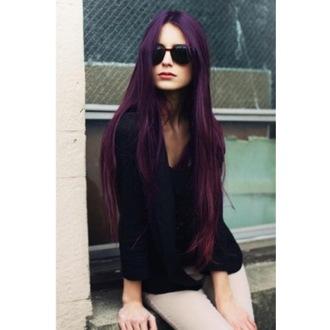 culoare la par MANIC PANICĂ - Clasic - adâncime Violet Vis