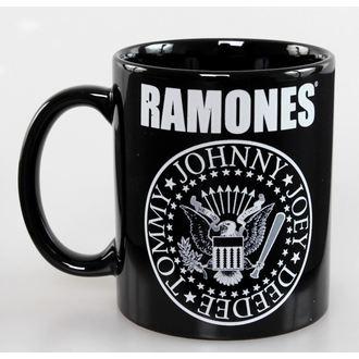 Cană  Ramones - Presidential Seal - ROCK OFF, ROCK OFF, Ramones