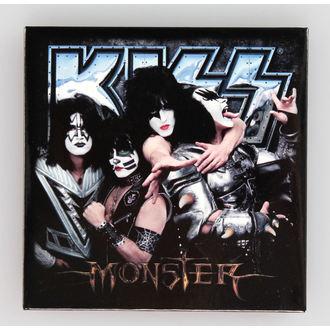 Magnet Kiss - Monster Metal- ROCK OFF, ROCK OFF, Kiss