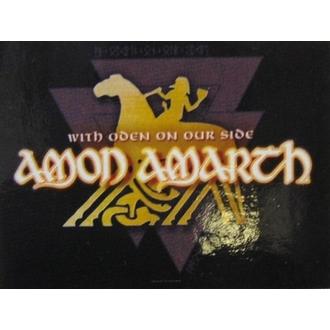 steag Amon Amarth - Cu Oden Ta Latură, HEART ROCK, Amon Amarth