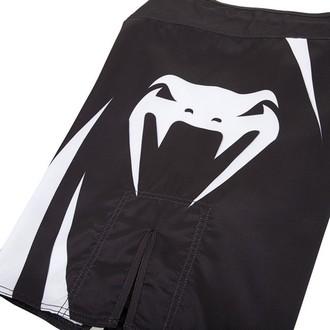 Pantaloni scurţi de box VENUM - Challenger - Black / Ice, VENUM