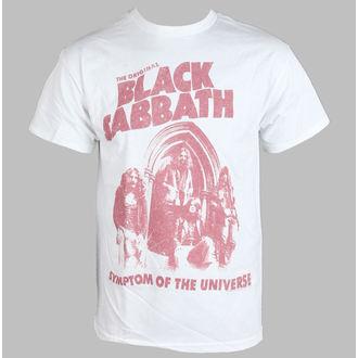 tricou stil metal bărbați Black Sabbath - - BRAVADO - 34191079