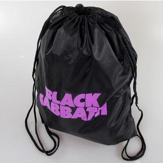 Rucsac Black Sabbath - Logo - Black - Bravado, BRAVADO, Black Sabbath