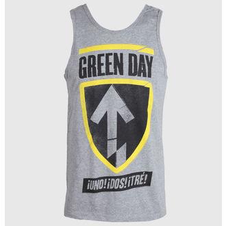 top bărbați Verde Zi - Tre insignă - Bravado, BRAVADO, Green Day