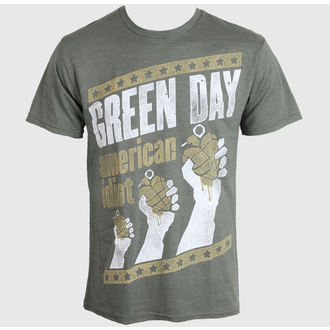 tricou stil metal bărbați Green Day - Handout - BRAVADO, BRAVADO, Green Day