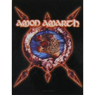 Steag Amon Amarth HFL 828, HEART ROCK, Amon Amarth