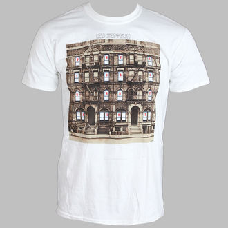tricou stil metal bărbați Led Zeppelin - Psychical Graffiti - LIVE NATION, LIVE NATION, Led Zeppelin