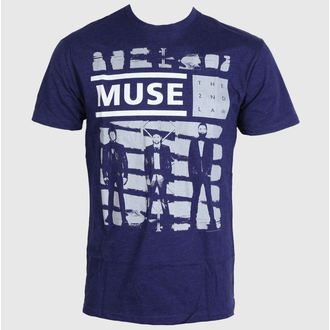 tricou stil metal bărbați Muse - Shade Of Grey - BRAVADO, BRAVADO, Muse