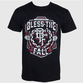 tricou stil metal bărbați Bless The Fall - Crest - LIVE NATION, LIVE NATION, Bless The Fall