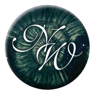 insignă Nightwish - NW Logo - NUCLEAR BLAST - 23930