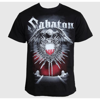 tricou stil metal bărbați Sabaton - Poland - CARTON, CARTON, Sabaton