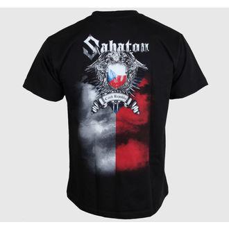tricou stil metal bărbați Sabaton - Czech Republic - CARTON, CARTON, Sabaton