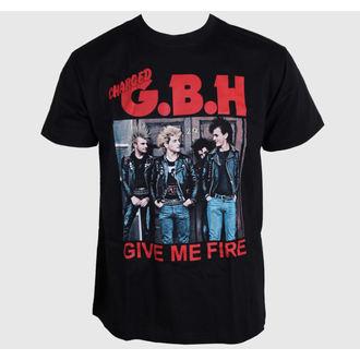tricou stil metal bărbați G.B.H. - Give Me Fire - CARTON - K_509