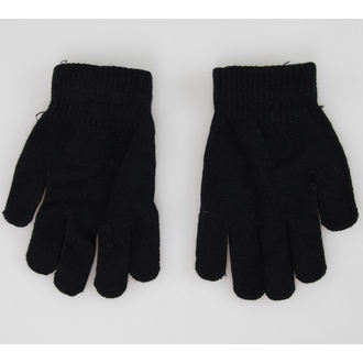 mănuși Craniu - Negru / alb
