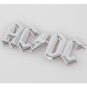 autocolant 3D AC / DC - Chromlogo, F.B.I., AC-DC