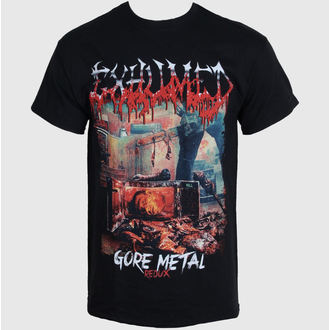 tricou stil metal bărbați Exhumed - Gore Metal Redux - RAZAMATAZ, RAZAMATAZ, Exhumed