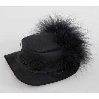 pălărie ZOELIBAT - Negru, NNM