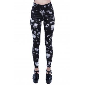 pantaloni femei (colanți) IRON FIST - Infidelitate - Negru, IRON FIST