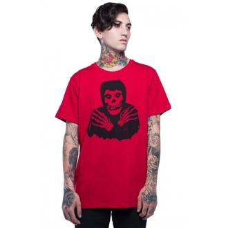 tricou de stradă bărbați Misfits - Misfits - IRON FIST, IRON FIST, Misfits