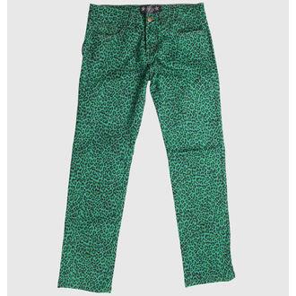 pantaloni femei COL LECTIF - Verde