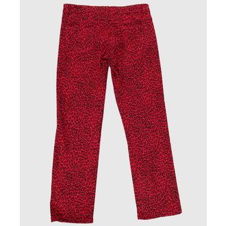 pantaloni femei COL LECTIF - roșu