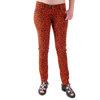 pantaloni femei 3RDAND56th - Leopard, 3RDAND56th