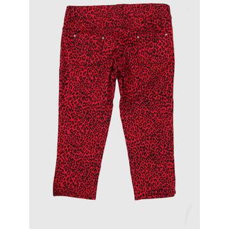 pantaloni scurți femei 3RDAND56th - roșu, 3RDAND56th
