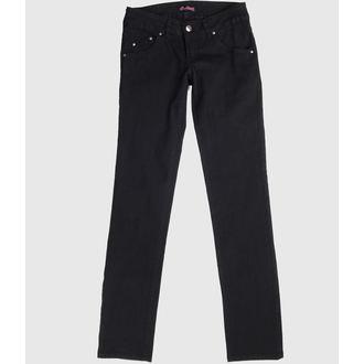 pantaloni femei 3RDAND56th - Negru, 3RDAND56th