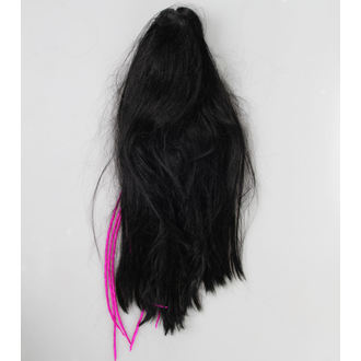 fir de păr - Negru / Violet
