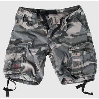pantaloni scurți bărbați SURPLUS - airborne Epocă - Nightcamo, SURPLUS