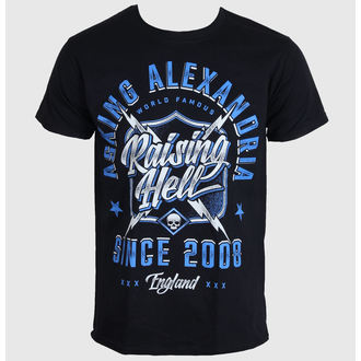 tricou stil metal bărbați Asking Alexandria - Raising Hell - PLASTIC HEAD, PLASTIC HEAD, Asking Alexandria