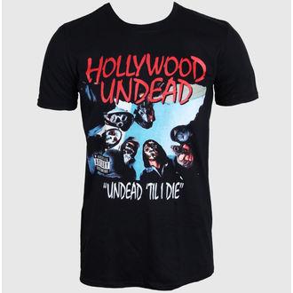 tricou stil metal bărbați Hollywood Undead - Til I Die - PLASTIC HEAD, PLASTIC HEAD, Hollywood Undead