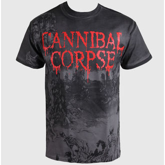 tricou stil metal Cannibal Corpse - - PLASTIC HEAD, PLASTIC HEAD, Cannibal Corpse
