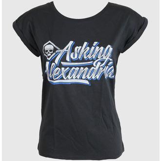 tricou stil metal femei Asking Alexandria - - PLASTIC HEAD, PLASTIC HEAD, Asking Alexandria