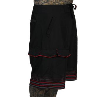 pantaloni scurți bărbați TRIST - meas Timp, SULLEN