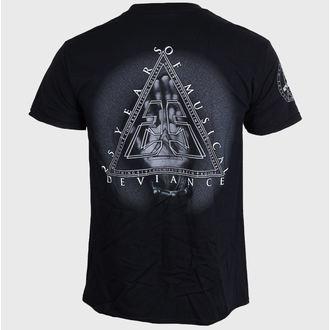 tricou stil metal bărbați Meshuggah - 25 Years - LIVE NATION, LIVE NATION, Meshuggah