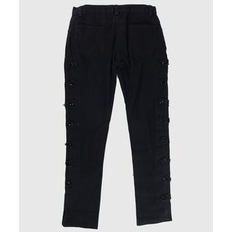 pantaloni femei BĂŢ ATAC - Negru, BAT ATTACK