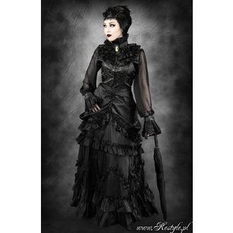 fustă femei - negru - RES-X71
