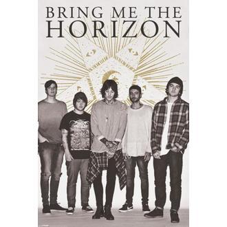 poster Bring Me The Horizon - Stea - PYRAMID POSTERS, PYRAMID POSTERS, Bring Me The Horizon