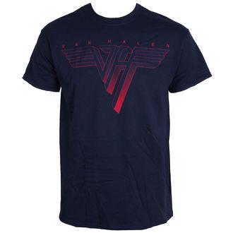 tricou stil metal bărbați Van Halen - Classic Logo - LIVE NATION, LIVE NATION, Van Halen