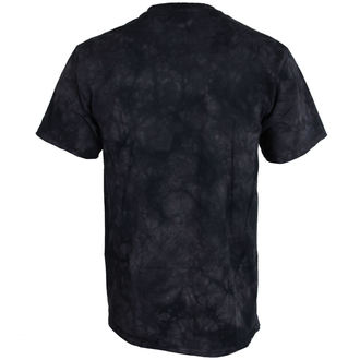 tricou stil metal bărbați Kiss - Faces - LIQUID BLUE, LIQUID BLUE, Kiss