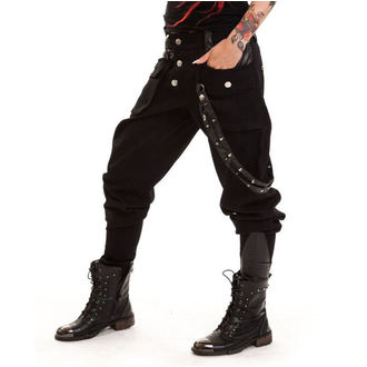 pantaloni femei POIZEN INDUSTRIES - Grain, VIXXSIN