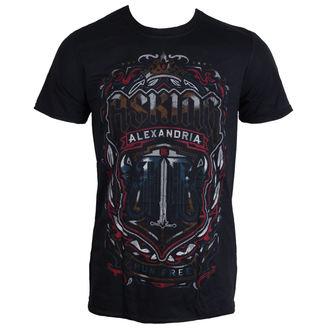 tricou stil metal bărbați Asking Alexandria - Legacy - LIVE NATION, LIVE NATION, Asking Alexandria