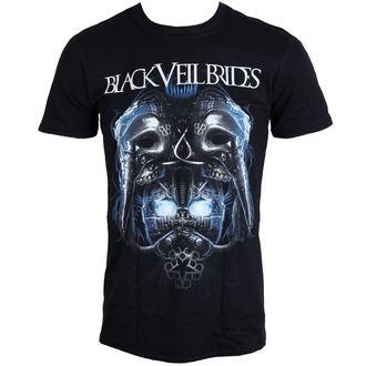 tricou stil metal bărbați Black Veil Brides - Metal Mask - LIVE NATION, LIVE NATION, Black Veil Brides