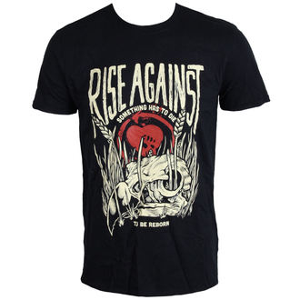 tricou stil metal bărbați Rise Against - Vulture - LIVE NATION, LIVE NATION, Rise Against