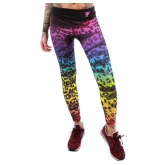 pantaloni femei (colanți) IRON FIST - cârtitor - Multi, IRON FIST