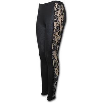 pantaloni femei (colanți) SPIRALĂ - gotic Eleganţă, SPIRAL