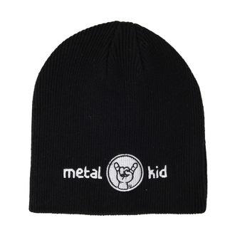 beanie Metal-Kids - Metal Copil - Negru, Metal-Kids